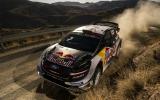 WRC. Кращі епізоди та аварії Ралі Мексики (ВІДЕО)