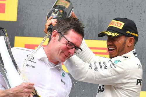 Інженер Mercedes: Ми готові до жорсткої боротьби з Red Bull