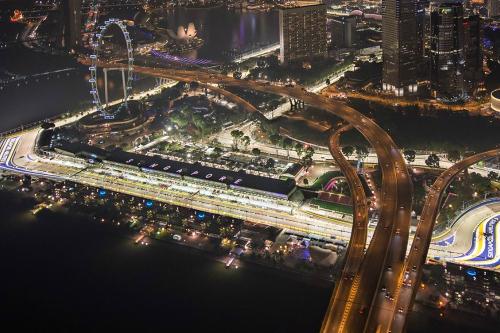 Анонс Гран Прі Сингапуру-2017 від