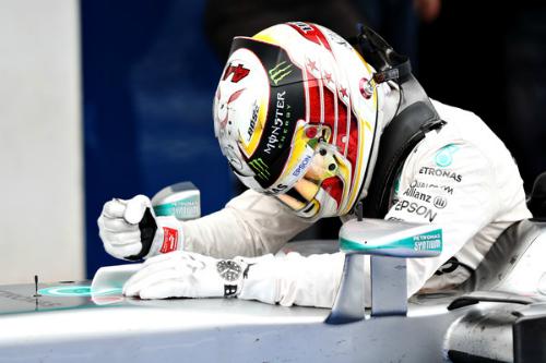 Яскрава перемога Хемілтона на Гран Прі Австрії (ФОТО)