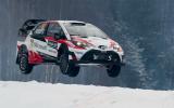 WRC. Кращі моменти Ралі Швеції (ВІДЕО)