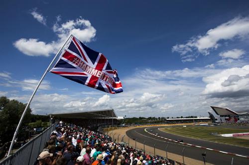 Анонс Гран Прі Великобританії-2017 від
