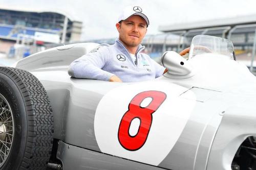 Росберг назвав ім'я наступного чемпіона Формули-1