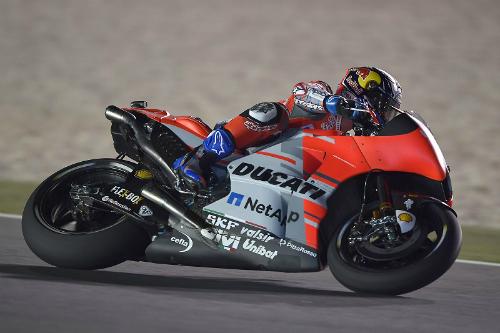 MotoGP. Довіціозо виграв старт сезону у Катарі, Россі - третій