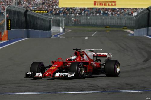 Ferrari робить дубль у кваліфікації в Росії, Хемілтон - аж четвертий