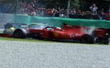 Аварія Феттеля на старті гонки в Італії-2019 (ВІДЕО)