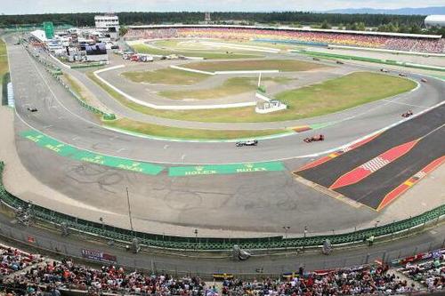 Німеччина за потреби замінить Росію у календарі Формули-1