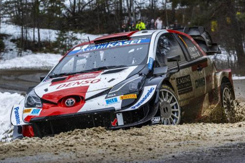 WRC. Ралі Монте-Карло. Ожьє виграв перший етап сезону