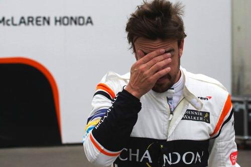 Веббер: Зараз у McLaren всім керує Алонсо