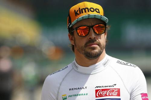 Алонсо: Через рік можу повернутися у Формулу-1