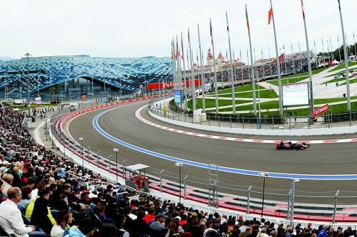 Анонс Гран Прі Росії-2020 від