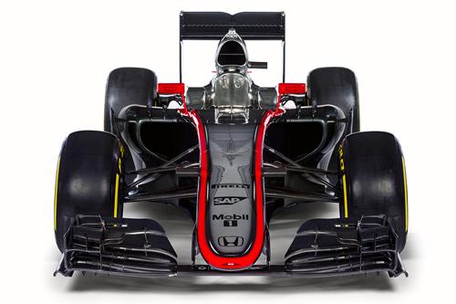 McLaren ����������� �������� ���� �� �����-2015 (����)