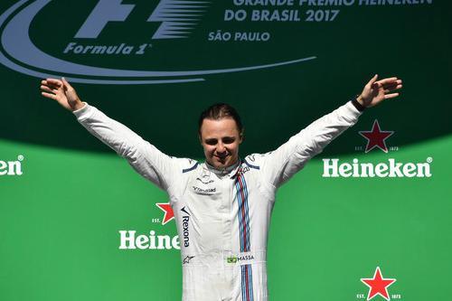 Успіх Феттеля в Бразилії, остання домашня гонка Масси (ФОТО)