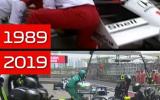 Формула-1 порівняла піт-стопи 1989 та 2019 років (ВІДЕО)