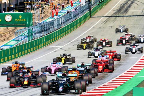 Неймовірно яскравий старт сезону Формули-1 в Австрії (ФОТО)