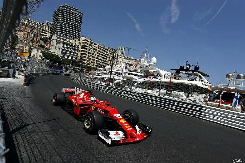 Феттель виграв гонку в Монако, Хемілтон піднявся на сьоме місце