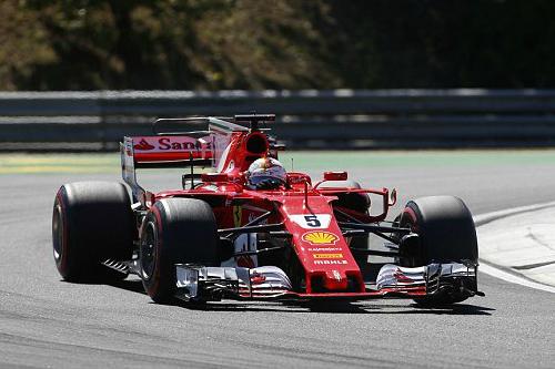 Дубль Ferrari у кваліфікації в Угорщині, четверте місце Хемілтона