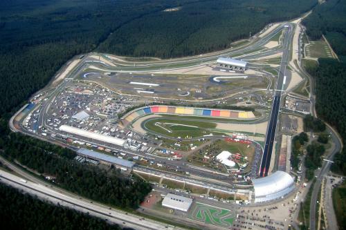 Анонс Гран Прі Німеччини-2018 від