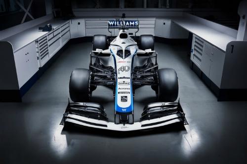 Williams показав свою нову ліврею на сезон-2020 (+ФОТО)