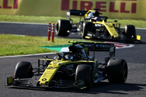 Renault можуть виключити з Кубку конструкторів