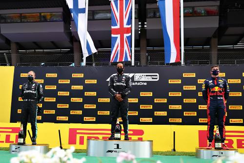 Як Mercedes оформив дубль на Гран Прі Штирії (ФОТО)