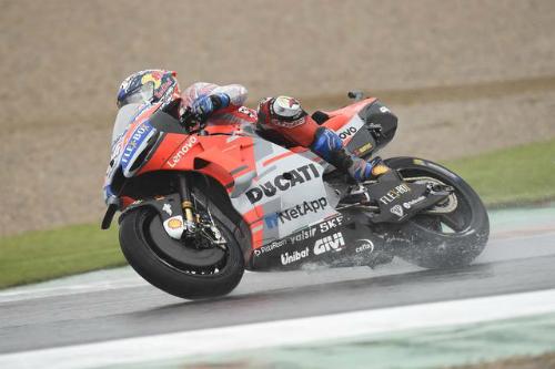 MotoGP. Довіціозо виграв гонку у Валенсії, Россі - 13-й