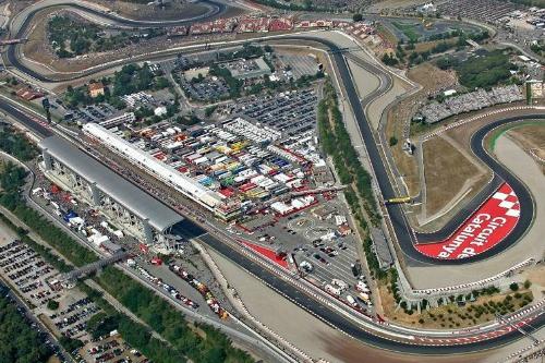 Анонс Гран Прі Іспанії-2017 від
